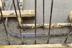 Waterproofing of movement joints