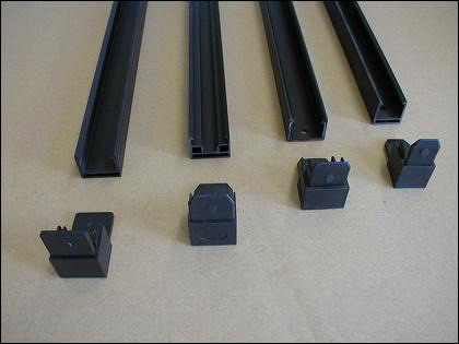 Parts for filters